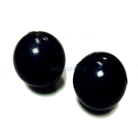 2mm, 3mm 4mm, 5mm, 6mm,7mm, 8mm, 9mm, 10mm Rubber Ball for Industrial rubber Damper