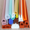 U Shape Silicone Extruded Rubber Edge Sealing Strip