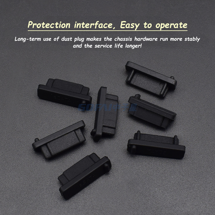 High Quality Universal ESATA Port Anti Dust Protector Cover