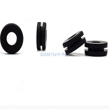 Rubber Grommet Rubber Sealing Ring And Rubber Gasket